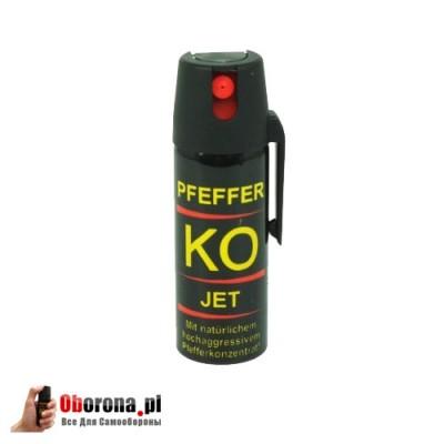 Газовый баллончик KO JET 40