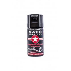 Газовый баллончик Nato струя
