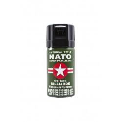 Газовый баллончик Nato облако