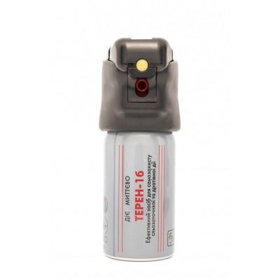 Газовый баллончик Терен-1б led с фонариком 58 мл.